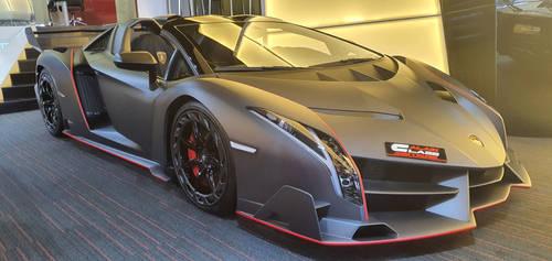 1 of 9 Veneno Roadster. $12 million by haseeb312