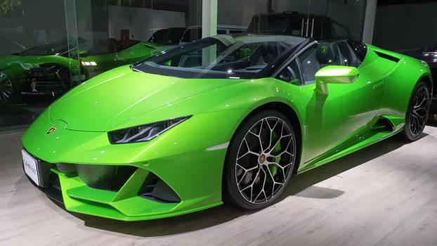 Lamborghini Huracan Evo Spider