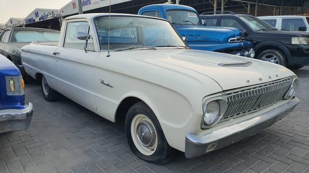 1960-65 Ford Ranchero