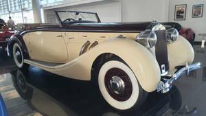 1937 Delage D8-120 Chapron