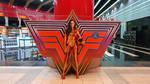 Wonder Woman Standee by haseeb312