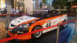 Acura RSX racing car by haseeb312