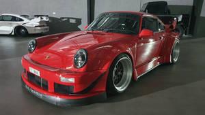 Porsche 911 Turbo RWB