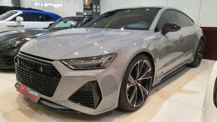 2021 Audi RS7 by haseeb312