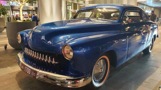 1950 Mercury Custom Coupe