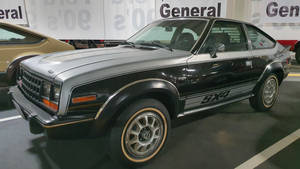 1973-77 AMC SX4