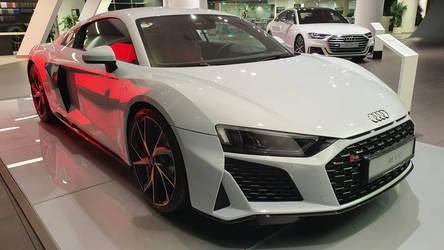 2021 Audi R8 V10 by haseeb312
