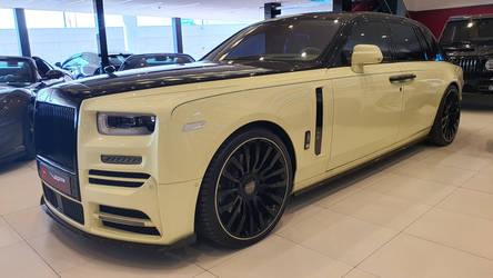 Rolls Royce Phantom Mansory Bushukan Edition by haseeb312