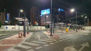 Haunted Bus Stop