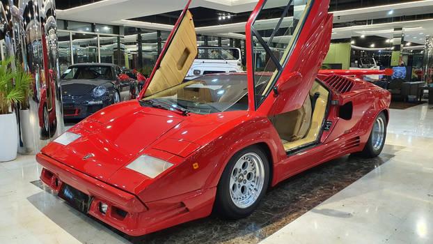 1990 Lamborghini Countach 25th Anniversary edition
