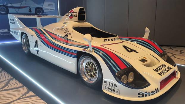 1977 Porsche 963 - Winner of Le Mans Race 1977