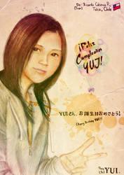 + Happy Birthday To YUI YUI + by KyseL