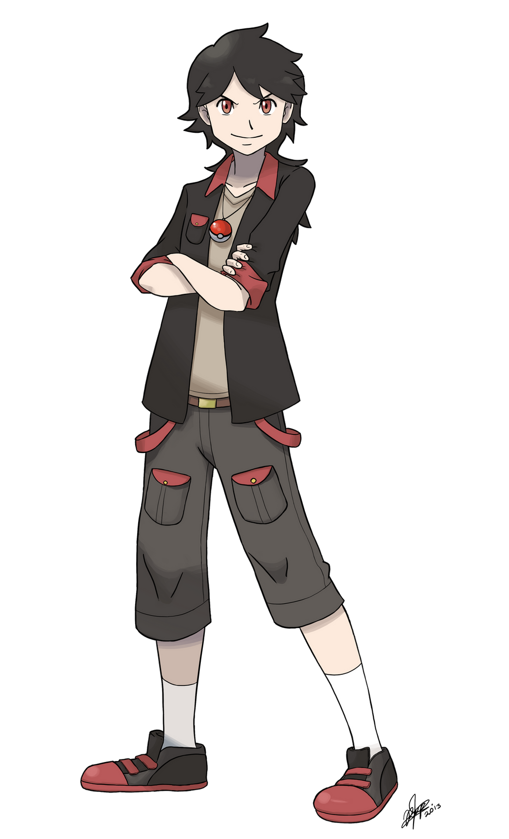 Character Design From The Ground Up : Pokémon full trumpets a hoenn rp t ooc thread the