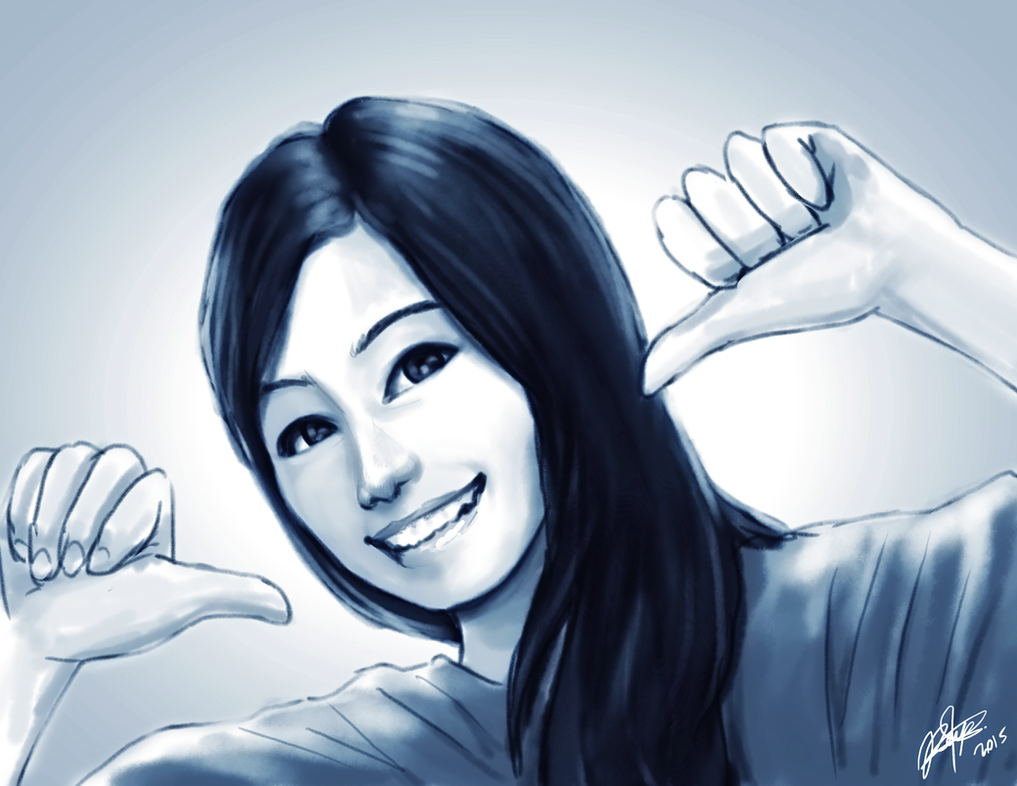 + Quick Doodle - Rina Suzuki + by KyseL