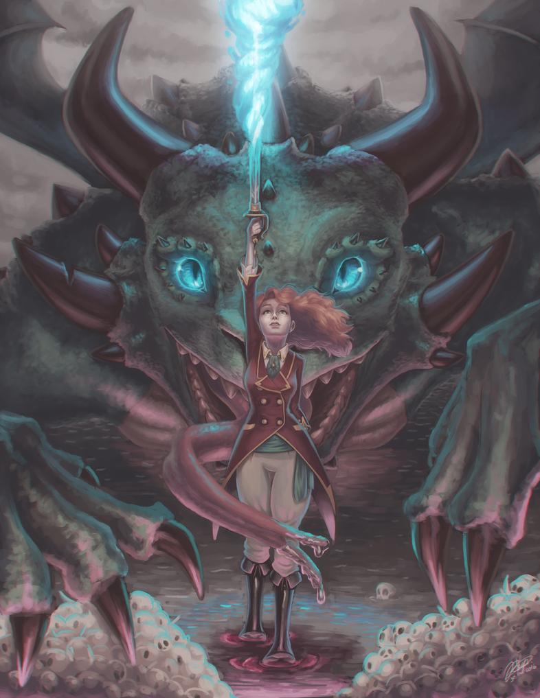 + Dragon Master + by KyseL