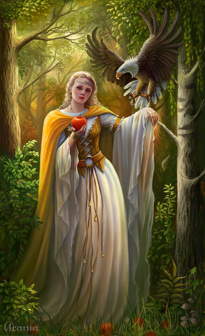 The forest enchantress