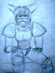 Danihg The Ordriey Cyborg
