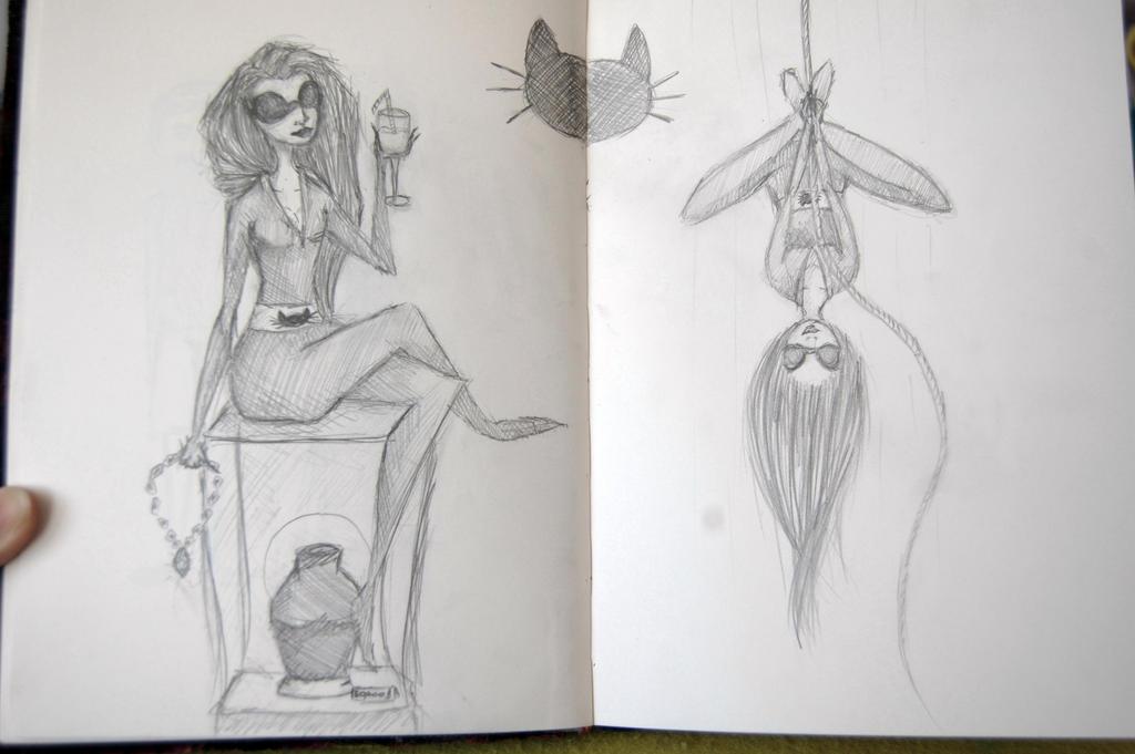 Cat Woman by malootka
