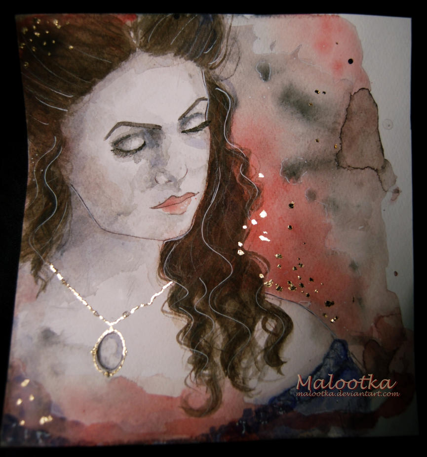 Katherine Pierce by malootka