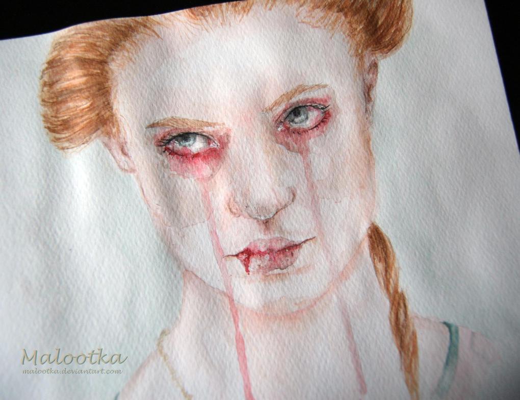 Sansa Stark by malootka