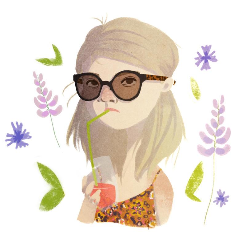 Summer sadness by malootka