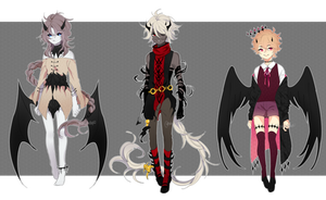 Mixed Adopts Batch 3 [CLOSED] by yhviia-adopts