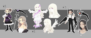 Mixed Adopts Batch 7 [closed] by yhviia-adopts
