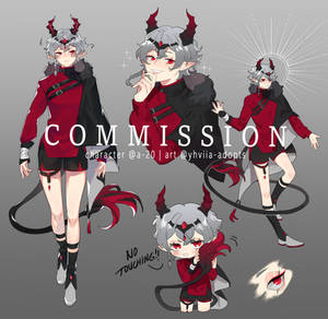 Custom Adopt Sheet Commission [A-2O]