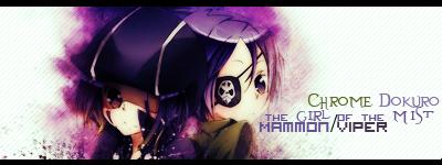 Chrome MammonViper girl sign by Oniikun