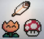 Fuse Bead Mario Set 2