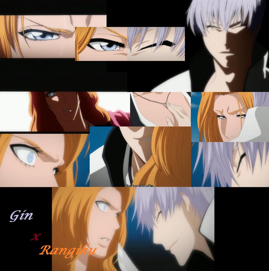rangiku and gin relationship poems
