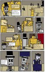 TechnicolorOCT S2 R1: The Official Audition Page 3 by JaggerSketch