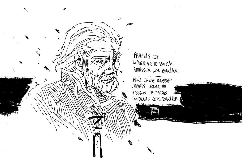 Reinhardt Sketch 06-10-2017 by Toma-San-Art