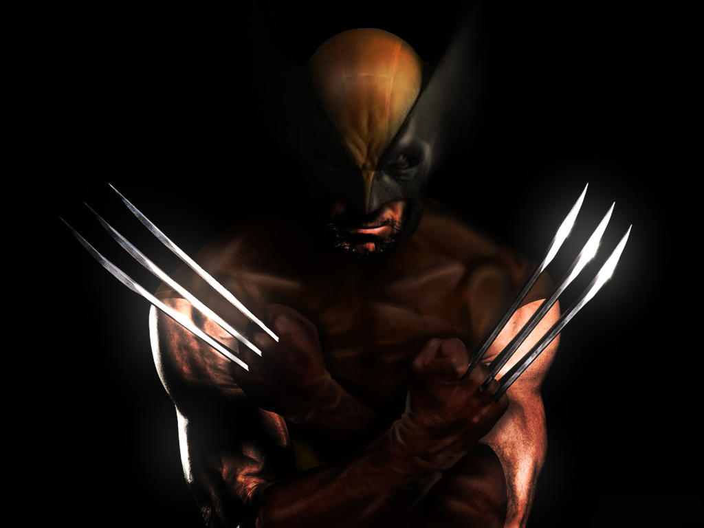 Group Of Classic Wolverine Wallpaper