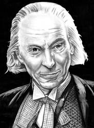 The First Doctor by DarqueImages