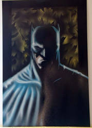 The Batman by DarqueImages