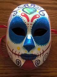 Sugar Skull Mask by DarqueImages