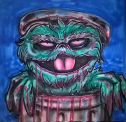 The Monster Oscar