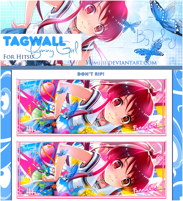 Galerie de Yumiji :) Tagwall_funny_girl_for_hitsu___by_yumijii-d5m3kba