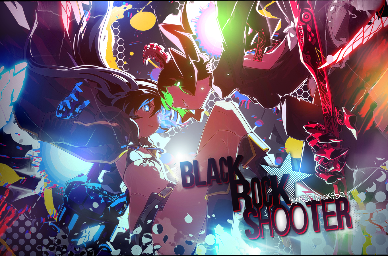 Galerie de Yumiji =) Wallpaper_black_rock_shooter__collab_with_oxide__by_yumijii-d6ma55t