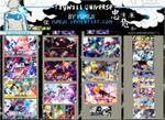 Tagwall Universe by Yumijii