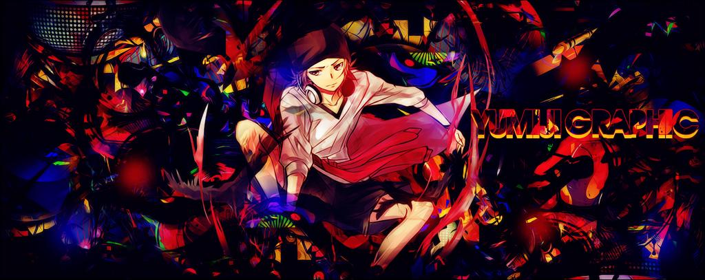 Banner Facebook Fanpage 3 [K-PROJECT MISAKI YATA] by Yumijii