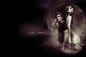 Katniss + Peeta - I can't live by GotMyAddictions