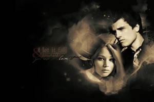 Katniss + Peeta - My heart by GotMyAddictions