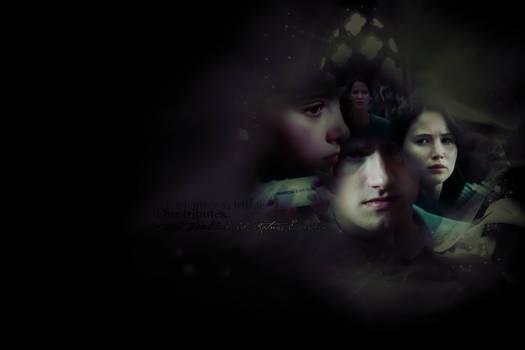 Katniss and Peeta - Our Tributes