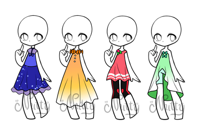 Adopts #22_Fruity coolers (CLOSED) by Nutty-Adopts