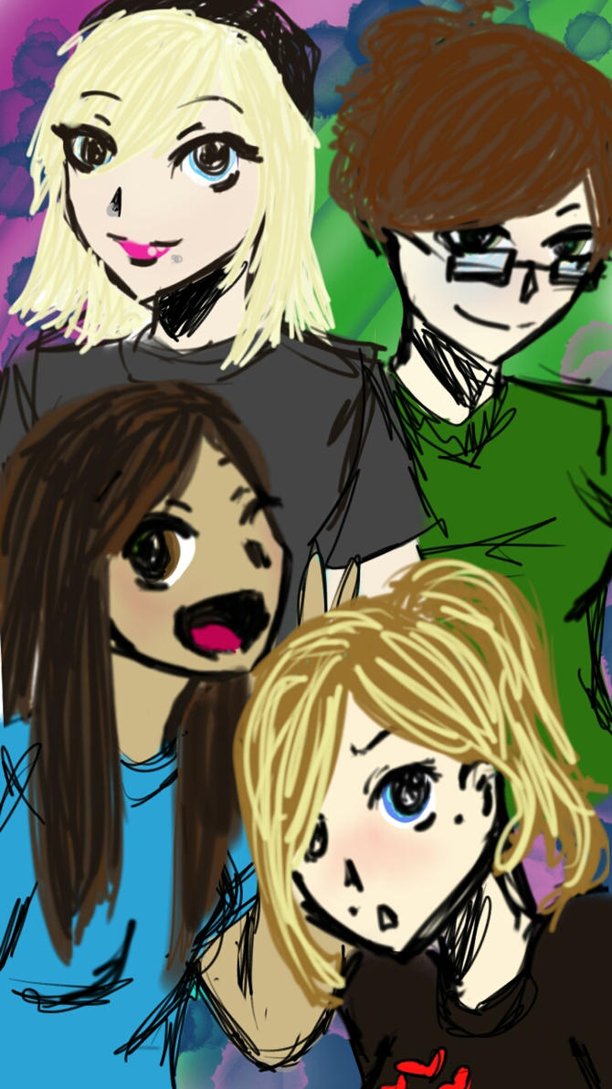 My Group by Kharnia