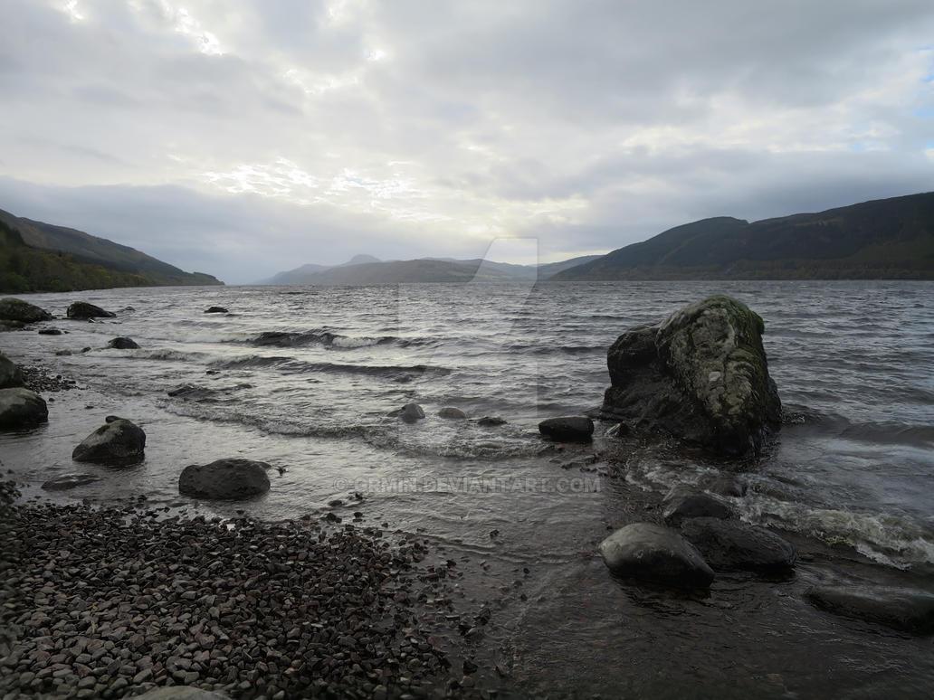 Loch Ness by grmin