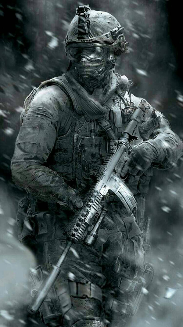 Call Of Duty Wallpaper For Mobile By Lord12dark On Deviantart