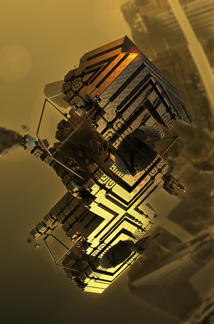 Satellite by JulesAlbertPol